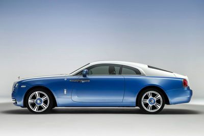 What Do You Think About This 1 Of 1 Rolls-royce Nautical Wraith?