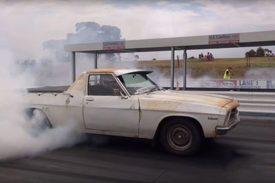 Video: This Old Broken Looking Turbocharged Farmtruck Is The Ultimate Sleeper.