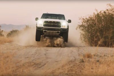 Video: The New Ford F-150 Raptor Is One Mean Mofo Of A 500hp Truck!