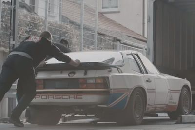 Video: Restoring A Racing Time Capsule: The 1980 Porsche 924 Gtp