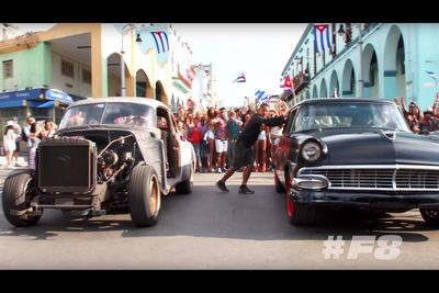 Video: New 'furious 8' Teaser Shows Crew Filming In Cuba.