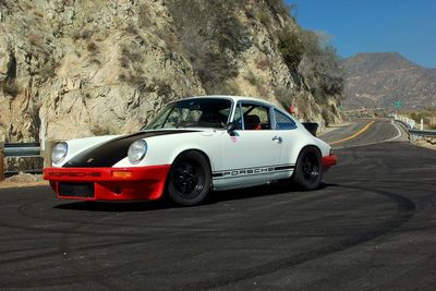 Video: Let's Go For A 360 Degree Canyon Run With With Magnus Walker In A Porsche!