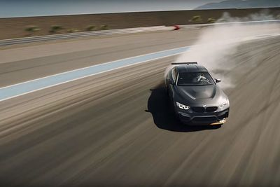 Video: Performance Driving with the BMW M4 GTS