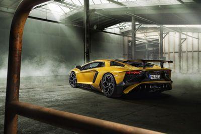 Novitec Has Managed To Make The Already Badass Lamborghini Aventador Sv Even More Sinister!