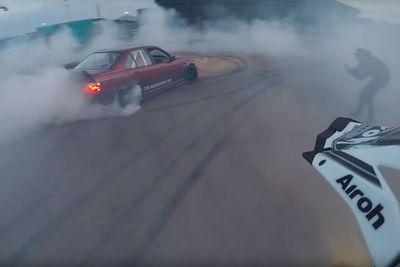 Video: The Superretard Crew Running Wild, Drifting Dangerously On Public Roads!