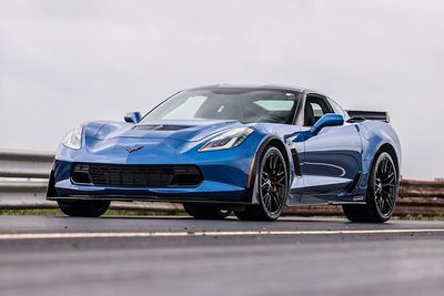 Video: The 2016 Hennessey Corvette Z06 Is A 1,000-hp Screamer!