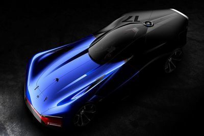 Peugeot Created The Most Beautiful Hybrid Sports Car Concept