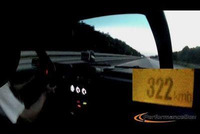 Video: 800hp Golf Mk2 Clocks 322km/h On The Autobahn!