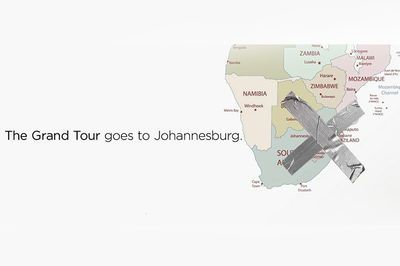 Clarkson, Hammond And May's New Show, The Grand Tour Will Kick Off In Johannesburg!