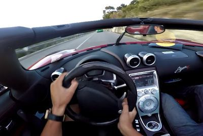 Video: Pov Drive Of The Epic Koenigsegg Agera R