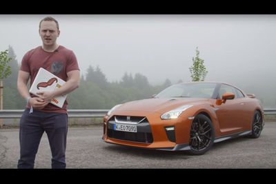 Video: 2017 Nissan Gt-r Review On The Road And Racetrack.