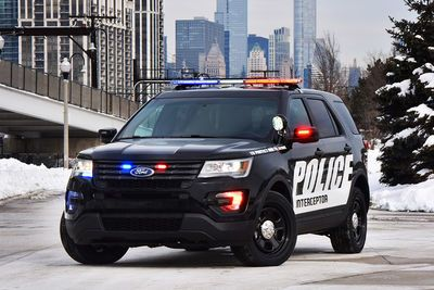 Video: Check Out All The Little Buttons And Gadgets That Make A Police Interceptor Tick.
