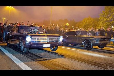 Video: The 'nightmare Nova' Gives Some Massive Hidings With Its 880hp Demon Of A Motor!