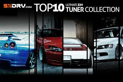 Video: Video: Sxdrv.com Presents - Top 10 Ultimate Jdm Tuner Collection