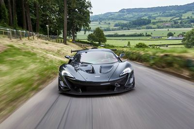 Mclaren P1 Lm Is The World's Most Extreme, Exclusive Supercar