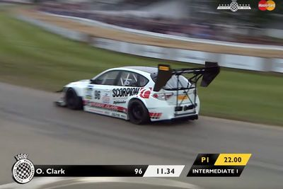Video: Big Horsepower Subaru Impreza Takes The Win At 2016 Goodwood Festival Of Speed