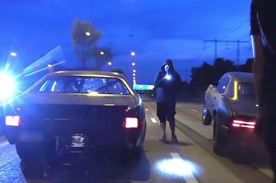 Video: Crazy Swedes Do It On The Street. Real Fast & Furious Style!