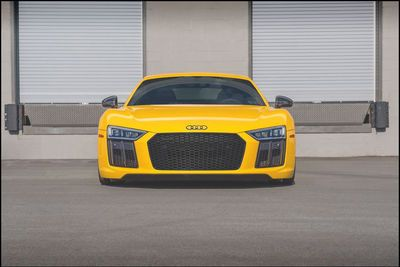 Underground Racing Tunes New Audi R8 V10 Plus To More Than 2,200 Hp!
