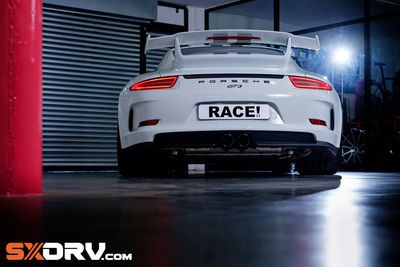 This Badass Porsche Gt3 Will Set You Free.