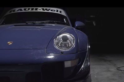 Video: Another Epic Rwb Widebody Porsche Just Hit The Streets.