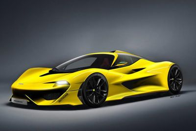 There Are Some Big Plans To Bing Out A Three-seater Mclaren F1 Successor