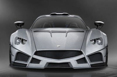 The Mazzanti Evantra Millecavalli Is The Most Powerful Car To Ever Come Out Of Italy.