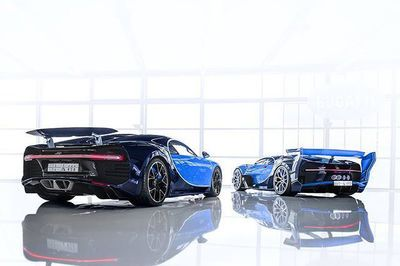 A Saudi Prince Just Bought A Chiron And The Bugatti Vision Gt Concept