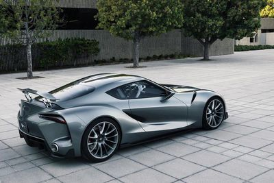 It's Looking Even More Likely The Supra Name Will Return At Toyota