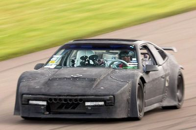 Video: This Sketchy 750hp Homebuilt 'mad Max' Pontiac Fiero Gt With A Huge Turbo Is Terrifying!