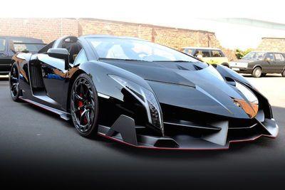 Super Rare Lamborghini Veneno Roadster Sells For A Whopping $5.5 Million