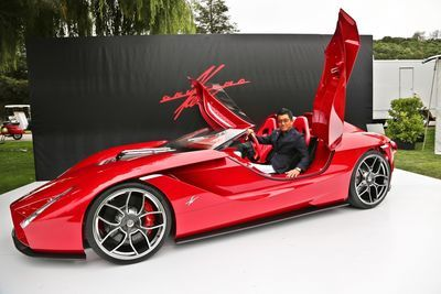 Floyd Mayweather In The News Again, This Time For Buying Kode 57 Supercar