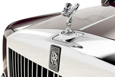 Video: What Happens When You Try To Steal The Hood Ornament Off A Rolls-royce?