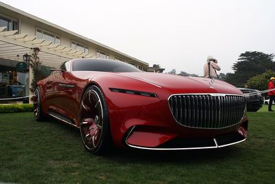 Video: The Ridonkulous Vision Mercedes-maybach 6 Concept Car, Doubles As The World's Most Expensive Remote Controlled Car!