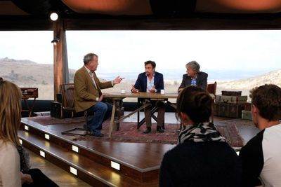 Video: Opening Scene To The Grand Tour Becomes The Most Expensive Ever Seen On Tv!