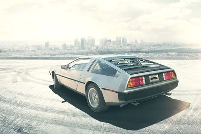 Video: Rejoice: You Can Now Put Your Name Down For An All-new Delorean Dmc-12