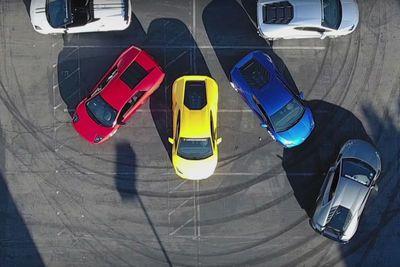 Video: The H`binettes Star In #hurac`ndrift. Supercars Wanna Drift Too!
