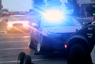 Video: Watch What Happens At America's Most Ticketed Car Show