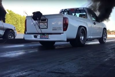 Video: Gt-r Killer ' Duramax Swapped 'coal-orado' Is Absolutely Insane!