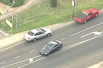 Video: 15-year-old Kid With A Stolen Bmw, A Car Full Of Girls, And A Death Wish Leads Cops On A High-speed Chase For Almost An Hour Through Melbourne Stopping To Steal Fuel!