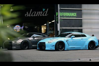 Video: Have A Look At Kato-san Of Liberty Walk's Epic Man Cave And Workshop!
