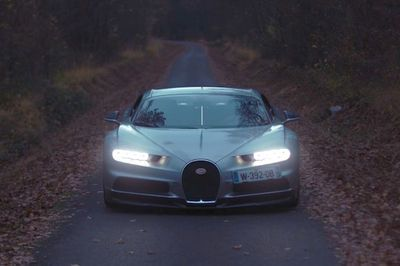 Video: Riding Shotgun In A 1500bhp Bugatti Chiron. Does It Get More Epic?