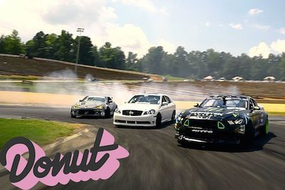 Video: Is This The Best Triple Drift Train Ever? We Sure Think So!