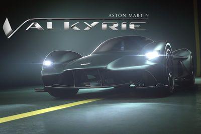 Video: Aston Martin Names Its Hypercar 'valkyrie'