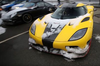 Video: Koenigsegg Agera Rs