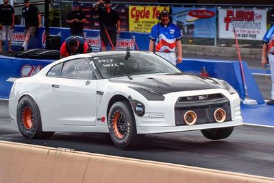 Video: 2,500hp Street Legal Gt-r Dubbed 'alpha G', Is The World's First 6-second All Wheel Drive Car!