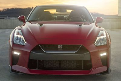 Gt-r Track Edition: Nissan's Latest Variation To Godzilla