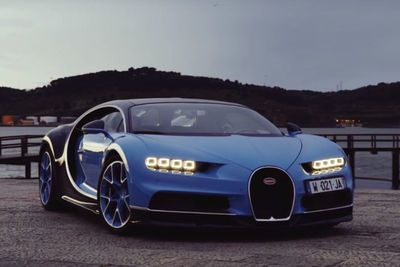 Video: First Review Of The Bugatti Chiron