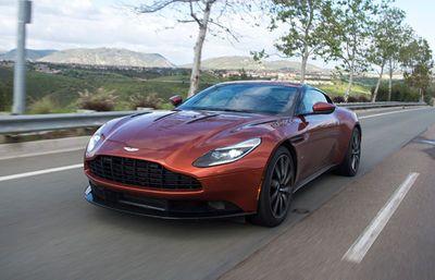 Video: 2017 Aston Martin Db11 V12 Twin Turbo Made By Aston Martin