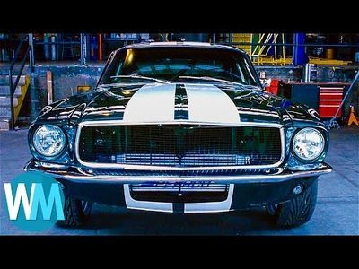 Video: The Top 10 Beast Cars In Fast And Furious