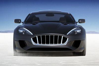 Video: Custom Made Aston Martin: A Vengeance!